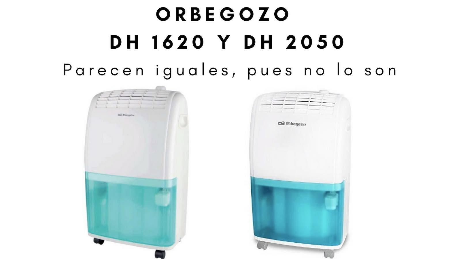 deshumidficador orbegozo dh 1620
