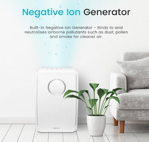 mejor purificador de aire barato