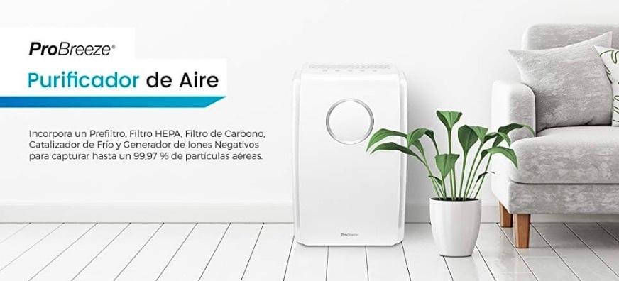 purificador de aire barato