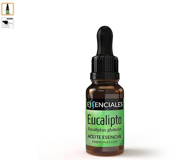 aceite de eucalipto humidificador