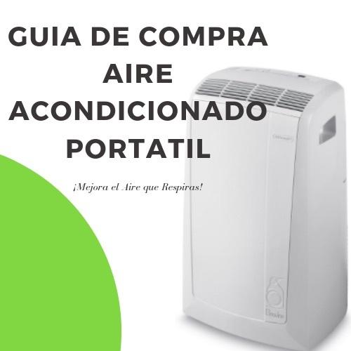 Guía de compra aire acondicionado portátil