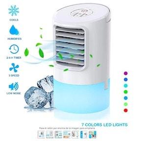 mini climatizador usb
