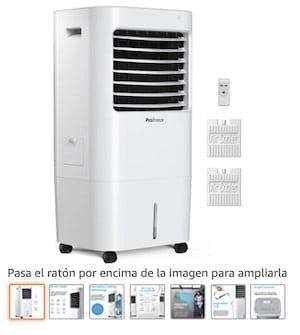 climatizador evaporativo Pro Breeze