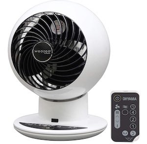 mejor ventilador de mesa 2021