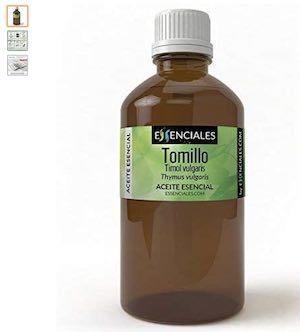 esencia de tomillo para humidificador